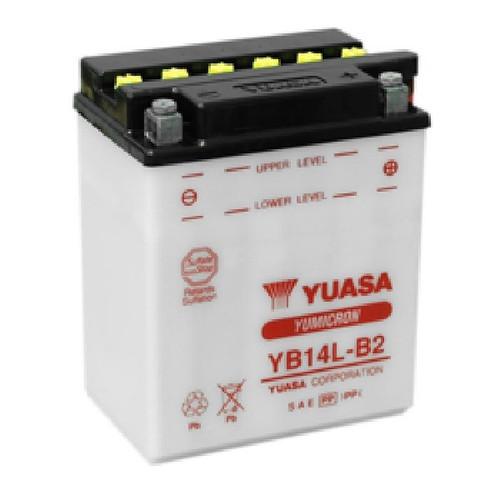 Accu Yuasa YB14L-B2 (YB14LB2)