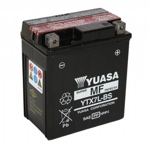 Accu Yuasa YTX7L-BS (YTX7LBS)
