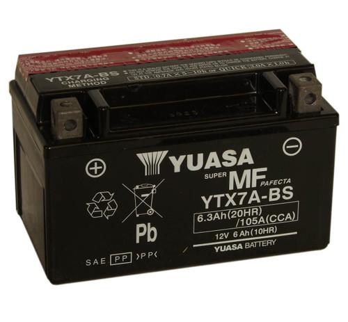 Accu Yuasa YTX7A-BS
