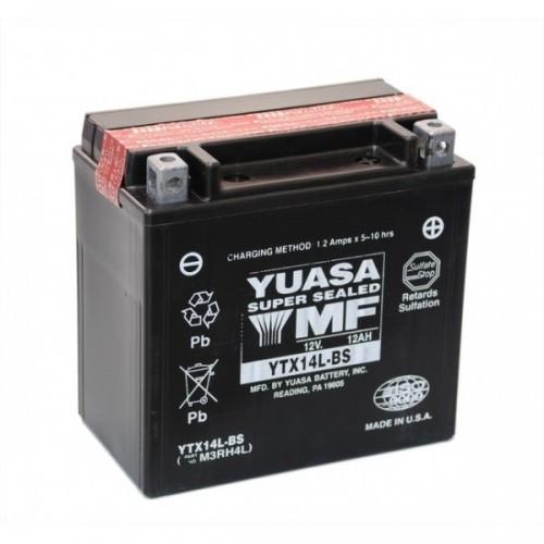 Accu Yuasa YTX14L-BS (YTX14LBS)