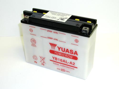 Accu Yuasa YB16AL-A2
