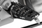 BMW F 800 R 2015/2017 HP Sport Voetsteun gefreesd voor