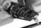 BMW F 800 R 2015/2017 Sport Voetsteun voor