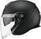 Helm Schuberth M1 Pro Zwart Zijaanzicht