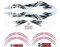 BMW F 750/850 GS Set stickers Desgin New Ways