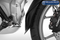 underlich spatbordverlenging »EXTENDA FENDER« - voorzijde - zwart