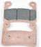 Onderhoud delen F800 GT/ST/S/R Remblokken voor.