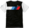 BMW M Motorsport T-Shirt Logo - Heren
