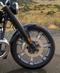 BMW R Zwart Machined set wielen 3.50x21 voor 5.50x18 achter