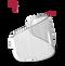 Pinlock DKS166 helder