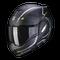 Helm Scorpion EXO-Tech Square mat Zwart geel