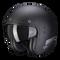 Helm Scorpion Belfast Shift mat zwart grijs