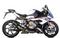 MIVV MK3 Silencer Carbon/Stainless Steel End Cap BMW S1000RR