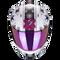 Helm Scorpion Exo-390 Chica wit roze