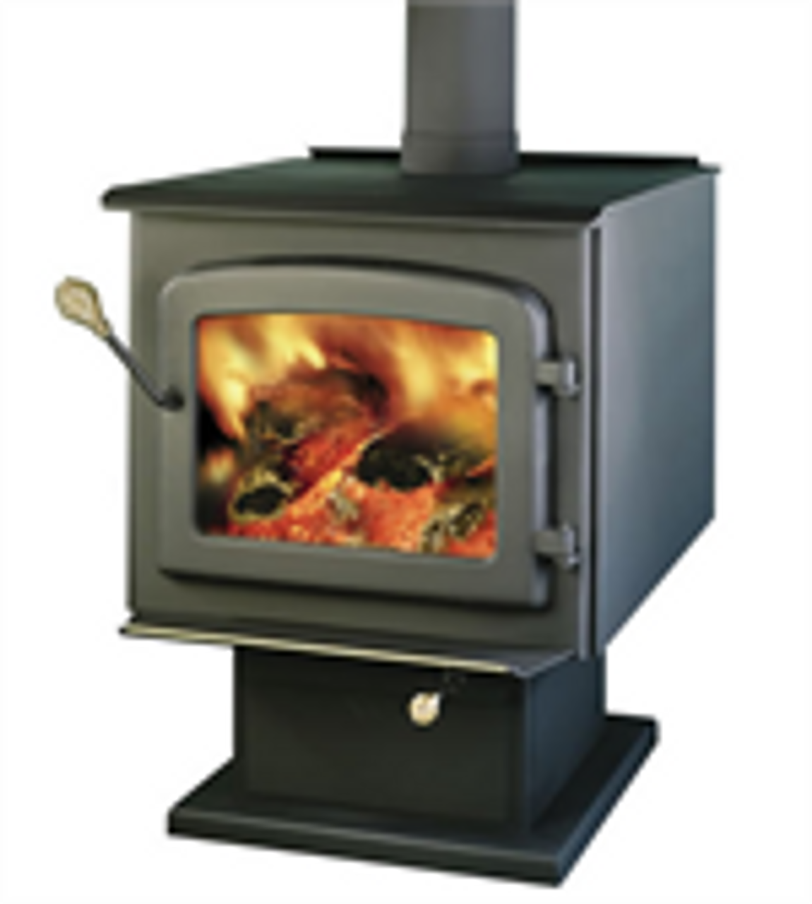 Flame Wood Stove
