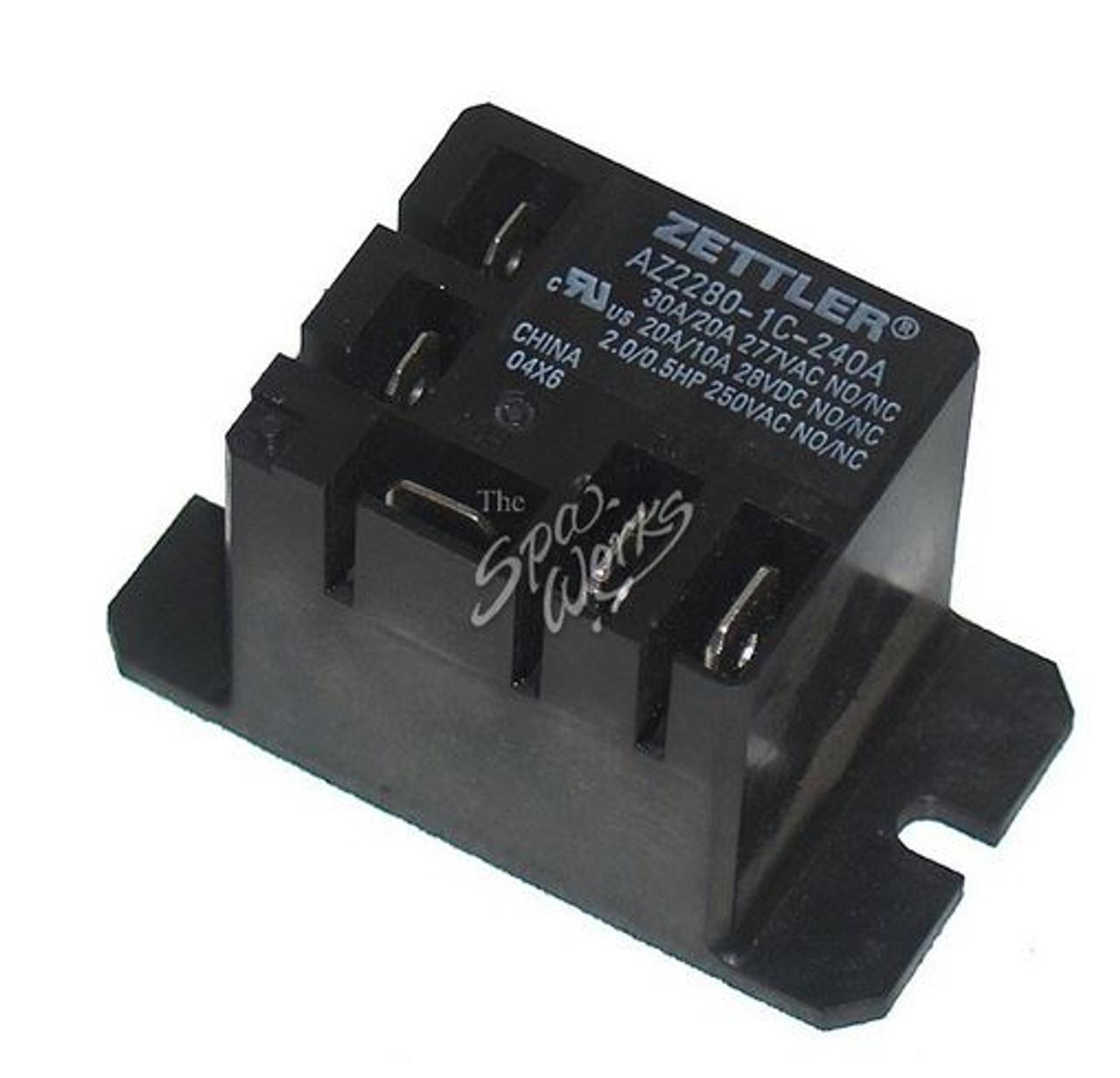 Relay 240volt 30 Amp
