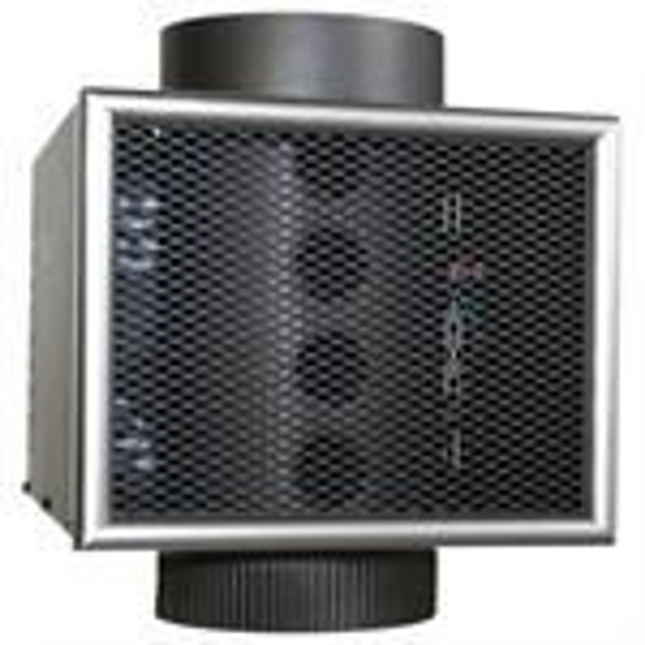 Wood Furnace Heat Exchanger