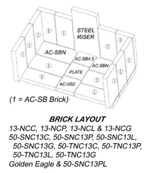 Firebrick - AC-SB4.5