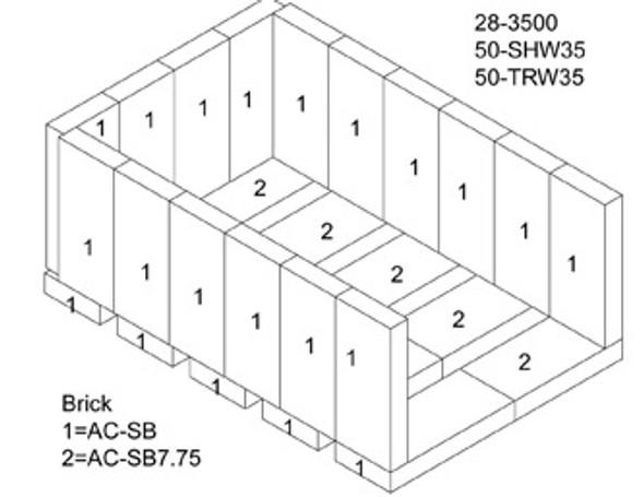 Firebrick - AC-SB7.75