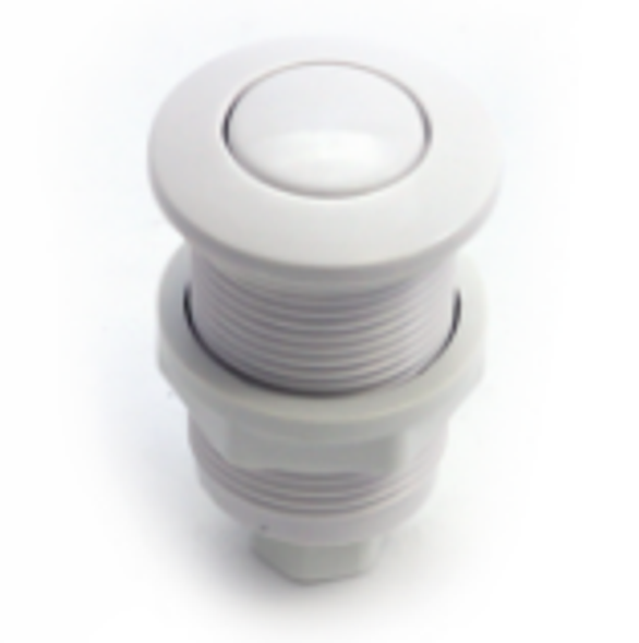 Air Button CMP White - 25083-000