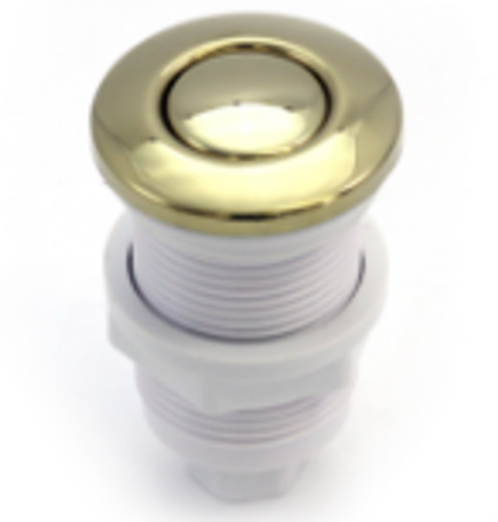 Air Button CMP Brass - 25083-003