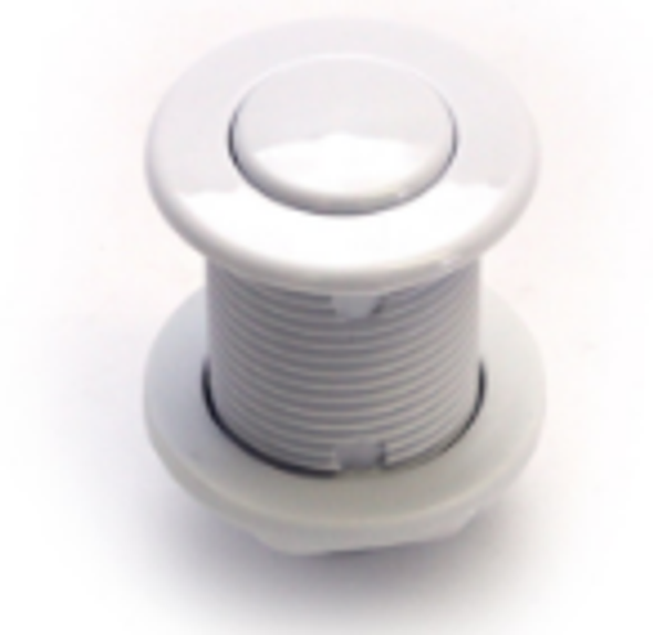 Air Button G&G Flush Mount White - 3070