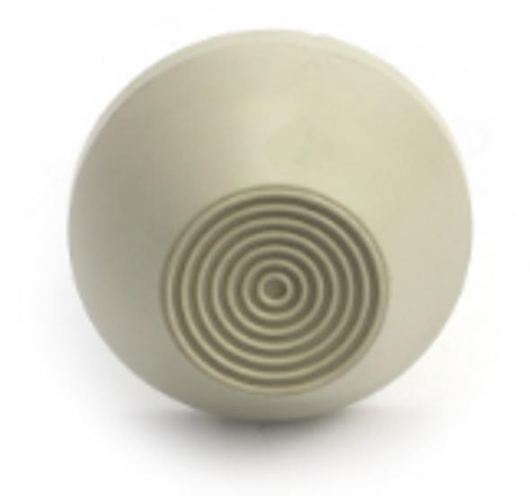Air Button Raised Cone Beige Tecmark - PT13130-03