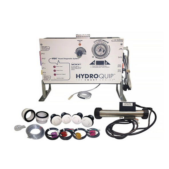 Air Control System Hydroquip - CS6008-US2-VH