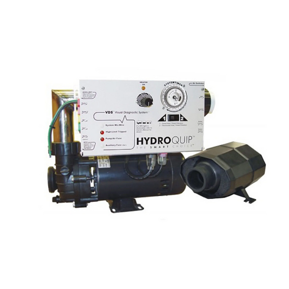 HydroQuip ES4000 Blower Cord Equipment System - ES4000-G2