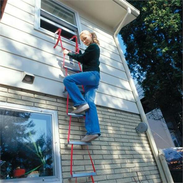 "Kidde Escape Ladder - 13"" - model 06115"