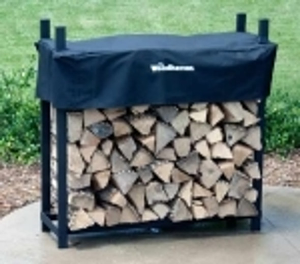 Woodhaven 1/4 Cord  Firewood Rack