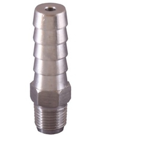 Jacuzzi Stainless Steel Barbed Adapter Fitting - 6540-034