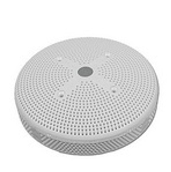 AquaStar White 6 Diameter Suction Cover - 6HPHA101