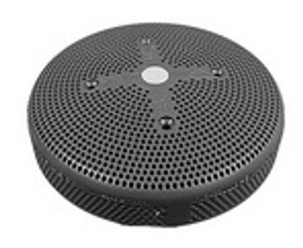 AquaStar Dark Gray 6 Diameter Suction Cover - 6HPHA105