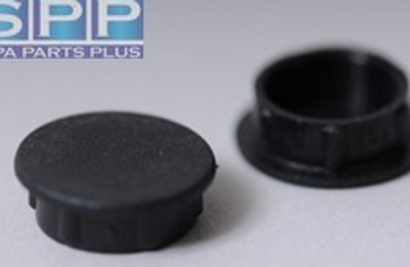 15MM Black Knob - DAK150-250BLACK