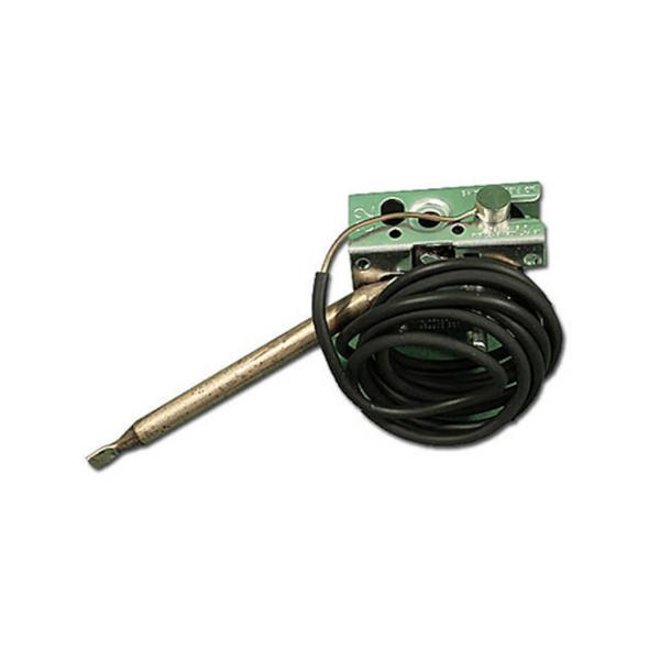 """Eaton 48"""" Capillary x 5/16"""" Bulb x 4"""" Bulb Length Mechanical Thermostat - 275-3317-01"""