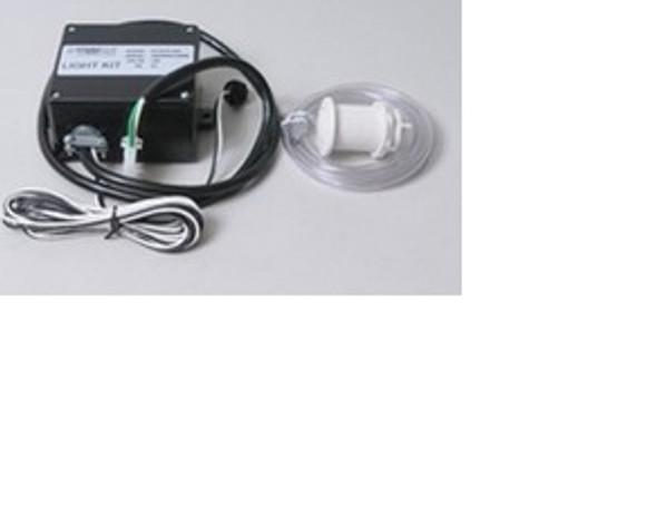 Less Fitting 115V Air Button Light Kit - 37-0031-S