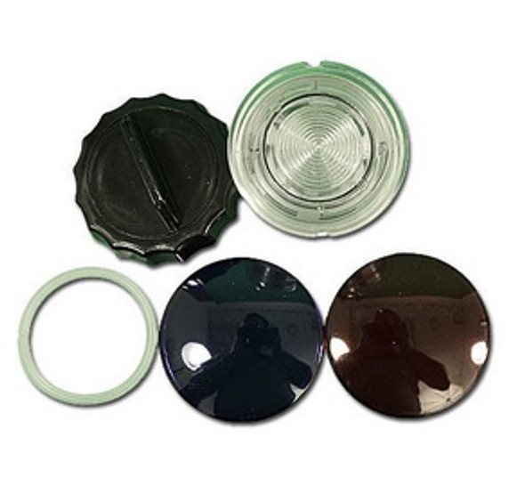 Waterway OEM Front Access Light Lens Kit - 630-6005