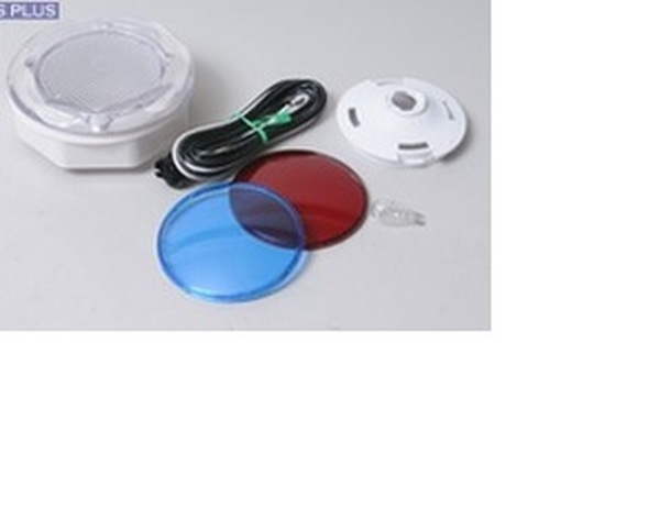 Waterway Jumbo 8 OEM Light Lens Kit - 630-K105
