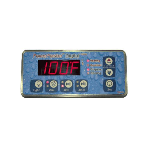 Acura PowerMaster 115V 7 Button Spaside Control - 2020