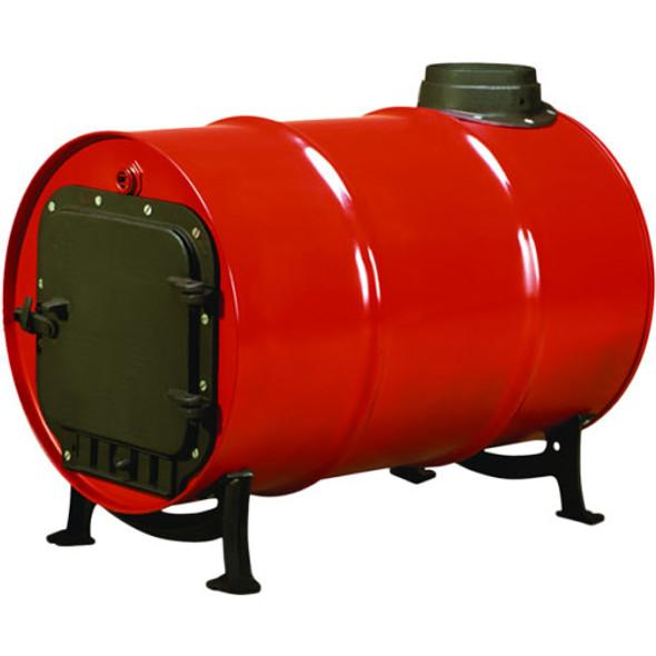 Cast Iron Barrel Stove Kit BSK1000