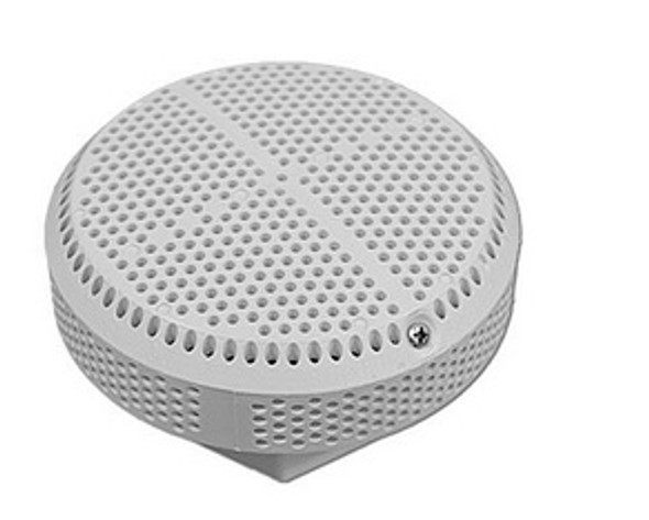 """Waterway Super Hi Flo White 5""""Dia Cover Suction Assembly - 640-3580V"""