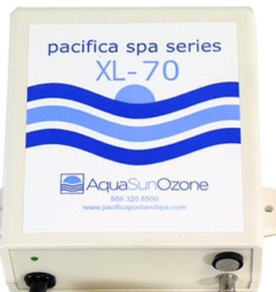 AquaSun 230V Ozonator - XL70-INL
