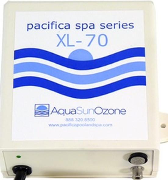 AquaSun 230V Mini J&J Cord Ozonator - XL70-JJ