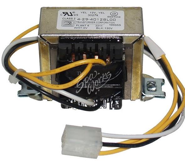 CAL SPA 120 VOLT CIRCUIT BOARD TRANSFORMER - CALELE09900420