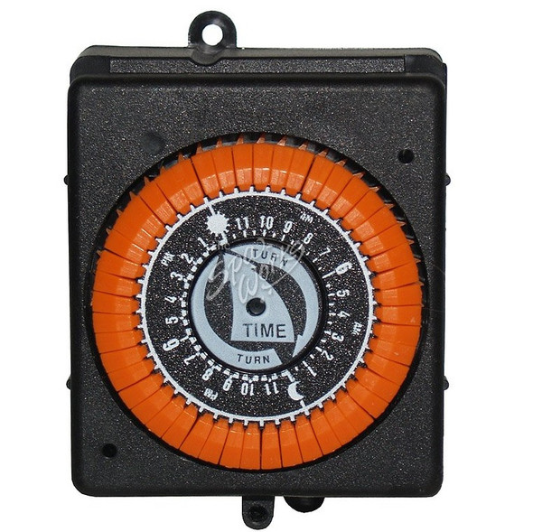 CAL SPA 24 HOUR TIME CLOCK, 125 VOLT - CALELE09800030