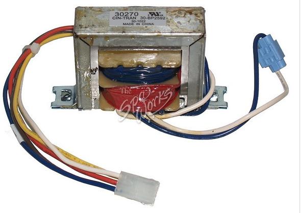 CAL SPA 240 VOLT CONTROL SYSTEM TRANSFORMER - CALELE09900410