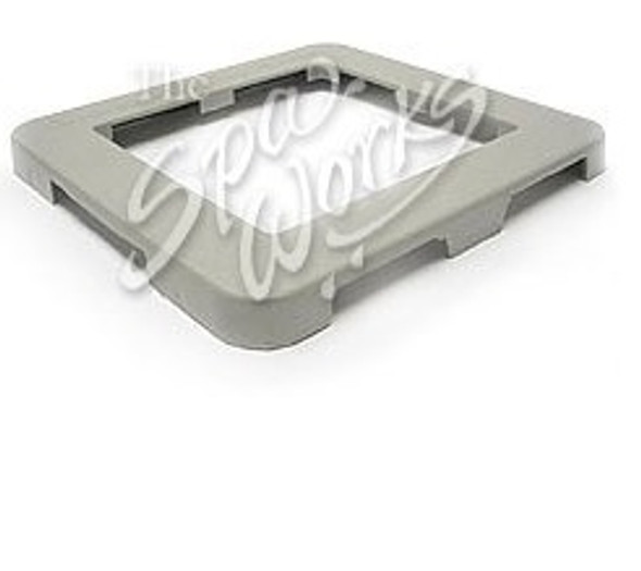 CAL SPA SMALL SKIMMER GRATE, GREY, SPECIAL ORDER ONLY - CALFIX12200020