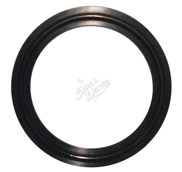 CAL SPA 2 INCH HEATER UNION RIBBED GASKET - CALHEA14700030