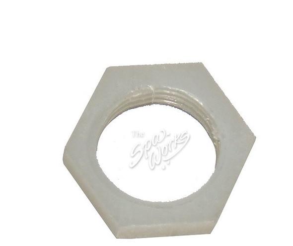 CAL SPA OZONE PLASTIC NUT - CALOZO18700010